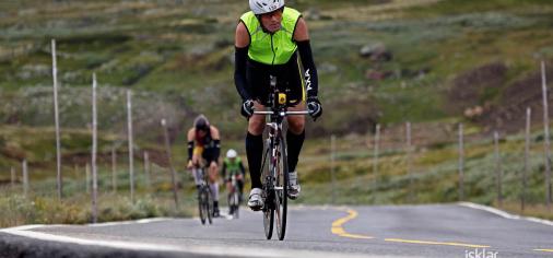 Norseman Extreme Triathlon 2013
