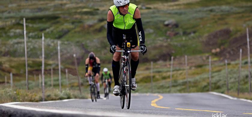 Norseman fietsen