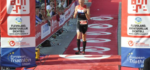 Europees kampioen Long Distance Triathlon 2014